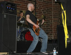 Insanity Venue – April 11 (Photo Courtesy of Mitchell Branham)