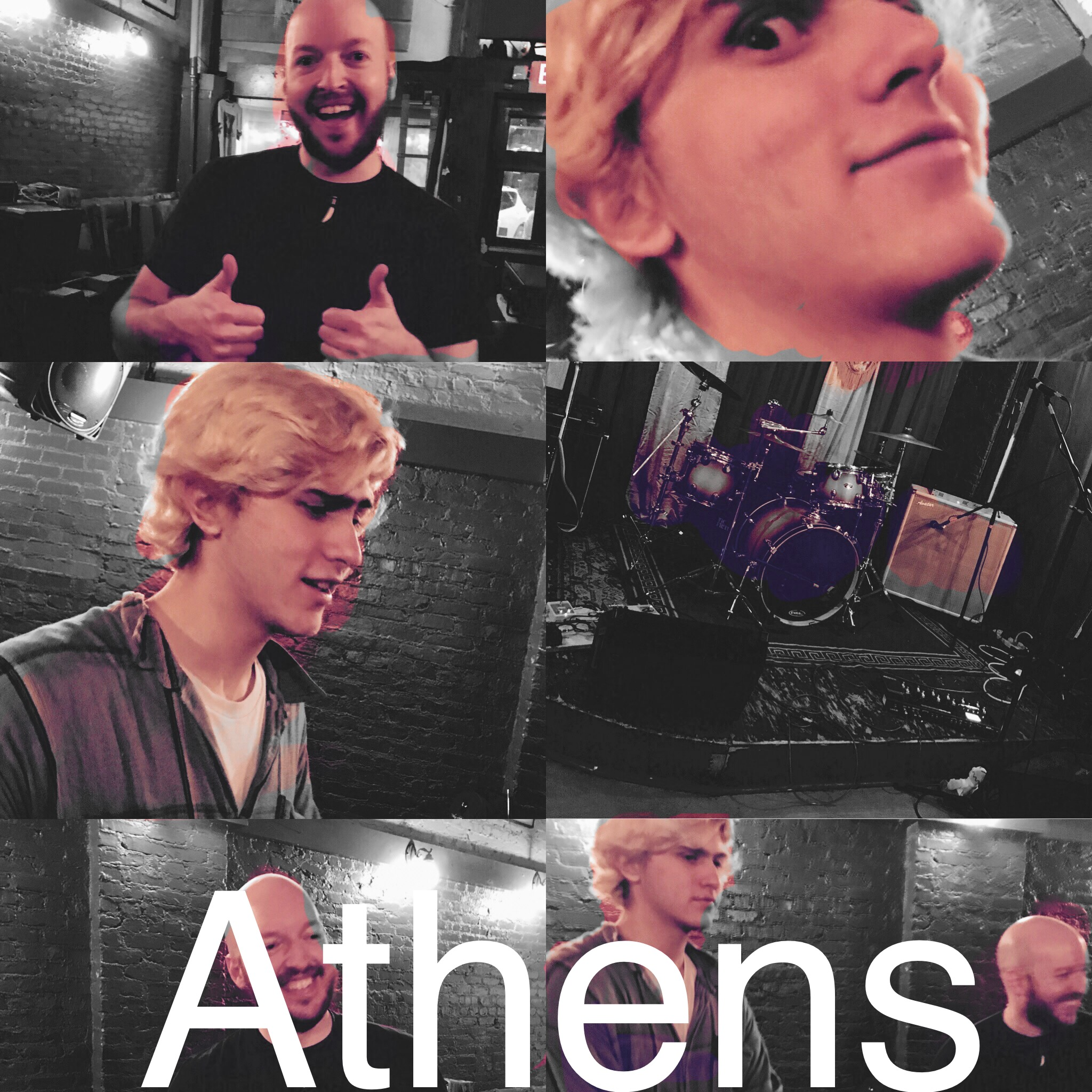 A Very Loud Death in Athens