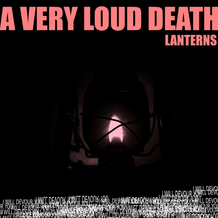 A Very Loud Death – Lanterns (Album Cover)
