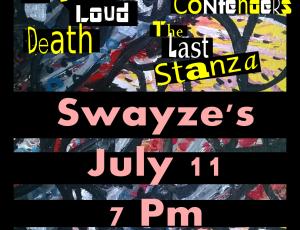 Swayzes – July 2015