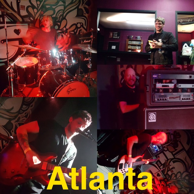 A Very Loud Death in Atlanta at The Union EAV
