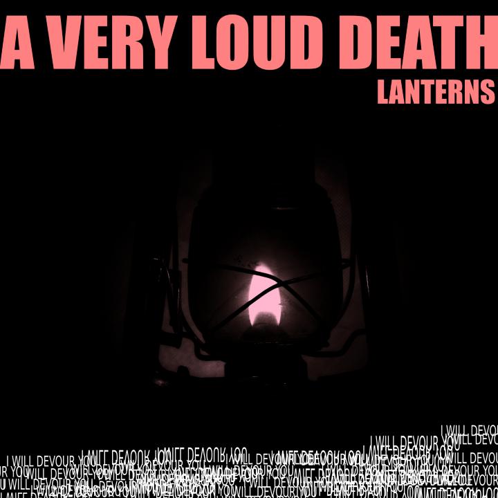 A Very Loud Death – Lanterns (Album Cover)